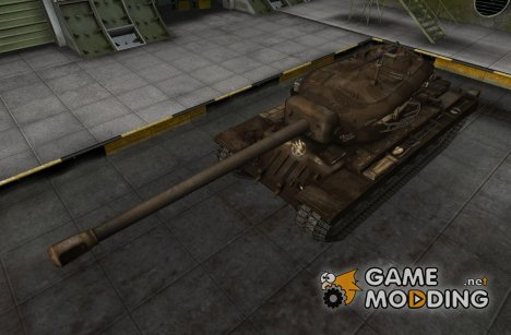Ремоделинг T34 hvy for World of Tanks