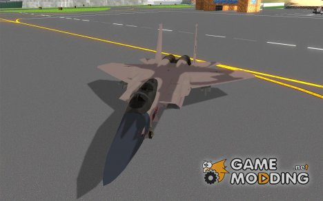 F-15 for GTA San Andreas