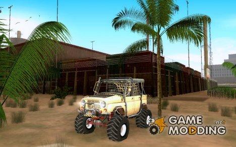УАЗ Триал - Тюнингованый УАЗ для GTA San Andreas