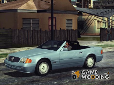 1989 Mercedes-Benz 500SL R129 для GTA San Andreas