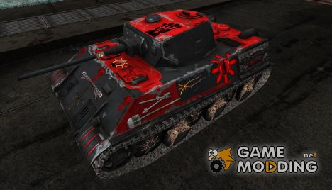 Шкурка для VK 2801 (Вархаммер) for World of Tanks