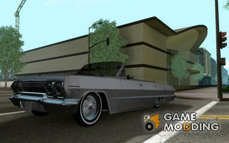 Chevrolet Impala 1964 (Lowrider) для GTA San Andreas