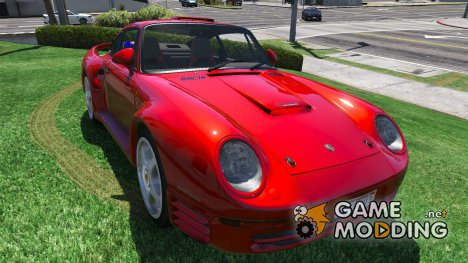 1987 Porsche 959 for GTA 5