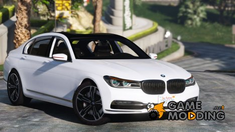 2016 BMW 750Li v1.1 for GTA 5