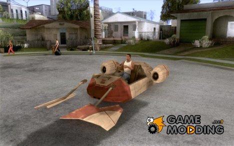 Baggage из Star Wars для GTA San Andreas