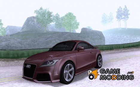 2011 Audi TT-RS Coupe for GTA San Andreas