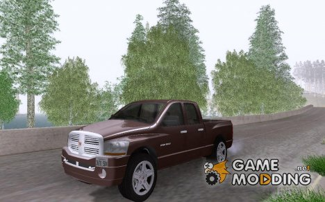 2008 Dodge Ram 1500 for GTA San Andreas