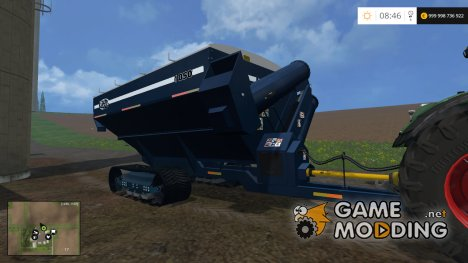 Kinze 1050 Grain Cart for Farming Simulator 2015