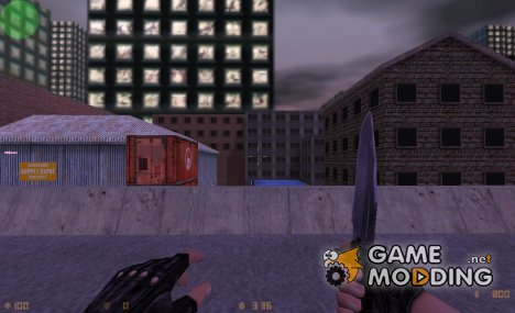 Knife Defaults Remix for Counter-Strike 1.6