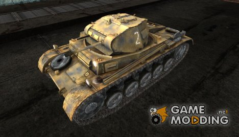 PzKpfw II for World of Tanks