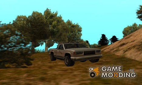 Yosemite Off-Road for GTA San Andreas