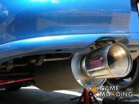 Subaru Impreza boxer sound для GTA 5