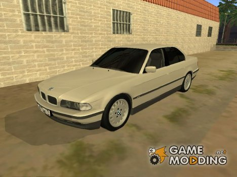 BMW 730 E38 for GTA San Andreas