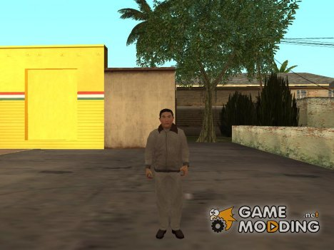 Скин из mafia 2 v5 for GTA San Andreas