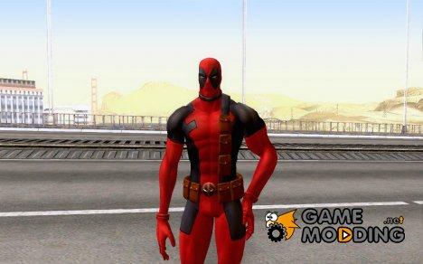 Deadpool MVC3 для GTA San Andreas