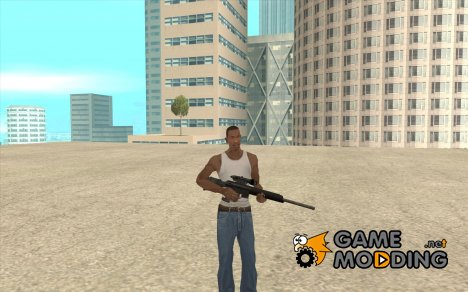[Point Blank] PSG1 for GTA San Andreas