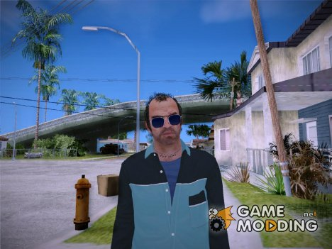 Trevor V3 HD GTA V for GTA San Andreas