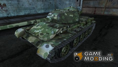 T-44 Rudy для World of Tanks