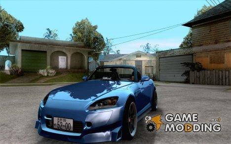 Honda S2000 HellaFlush для GTA San Andreas