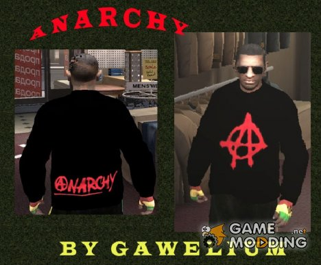 "Свитер ""Anarchy"" for GTA 4"