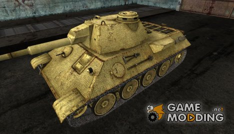 VK3002DB W_A_S_P 3 for World of Tanks