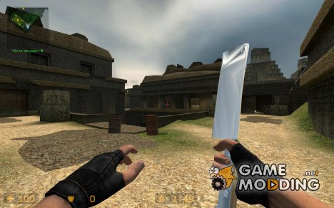 Meat cleaver. для Counter-Strike Source