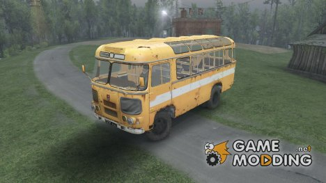 ПАЗ 3201 for Spintires 2014