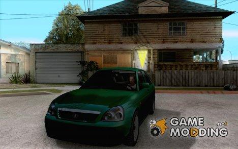 Лада Приора 2172 хэтчбек for GTA San Andreas