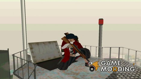 Пак оружия IPG v2.2 для GTA San Andreas