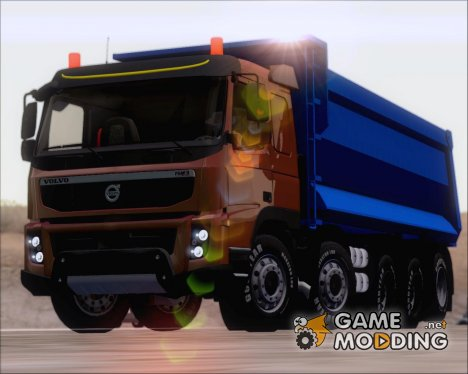 Volvo FMX E5 10x4 Dumper for GTA San Andreas