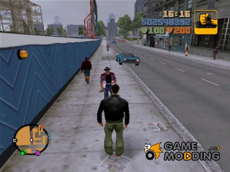 GoodGangs for GTA 3
