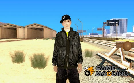 GuF for GTA San Andreas