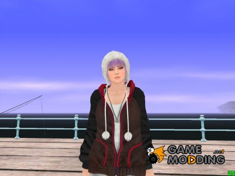 Ayane v1 (Dead or Alive) for GTA San Andreas