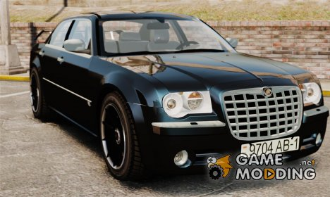 Chrysler 300C Pimped для GTA 4