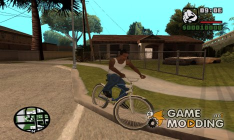 Aqua Bike from Bully для GTA San Andreas