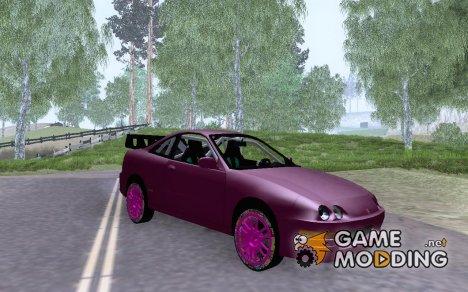 Honda Integra Type-R JDM for GTA San Andreas