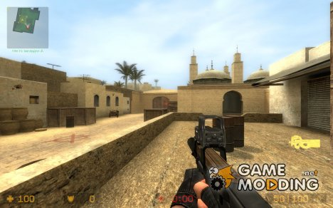 Spezz's P90 Hack + Working LAM for Counter-Strike Source