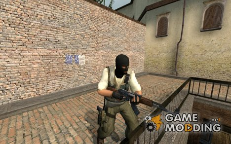 Modderfreak's Classic Phoenix Terrorist V3 - Final для Counter-Strike Source