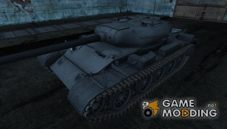 Т-54 Cyapa for World of Tanks