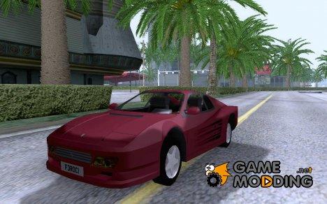 Ferrari 512 TR (Alpha) для GTA San Andreas