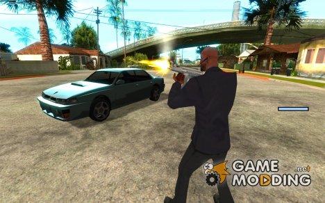 Охрана для Сиджея for GTA San Andreas