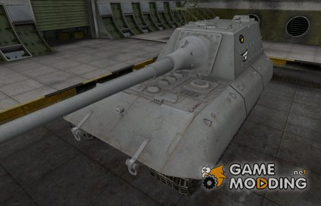 Мультяшный скин для JagdPz E-100 для World of Tanks