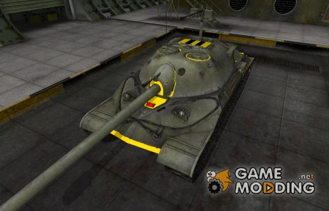 Слабые места ИС-7 для World of Tanks