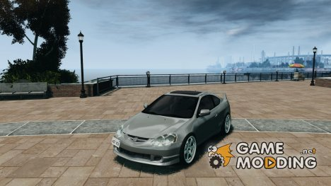 Acura RSX TypeS v1.0 Volk TE37 для GTA 4