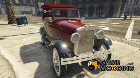 Ford T 1927 Tin Lizzie для GTA 5