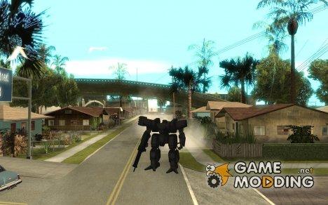 Трансформеры for GTA San Andreas