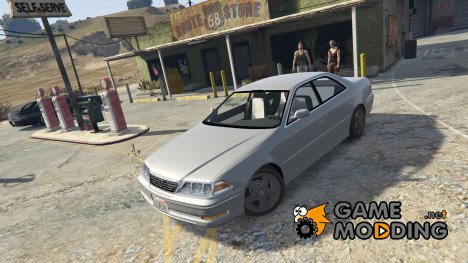 Toyota Mark II JZX100 Tunable для GTA 5