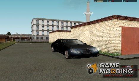 Mercеdes-Benz E500 W212 для GTA San Andreas