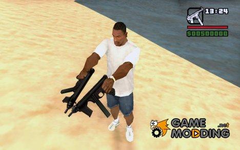 Berreta PM12 for GTA San Andreas
