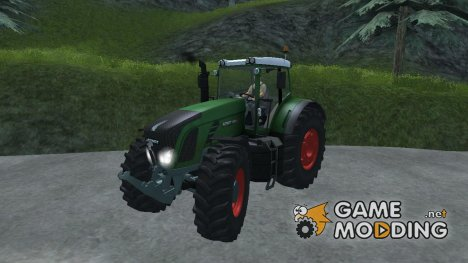 Fendt 936 Vario v5.8 for Farming Simulator 2013